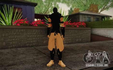 Ninja para GTA San Andreas
