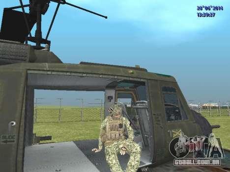 Alfa Antiterror para GTA San Andreas oitavo tela