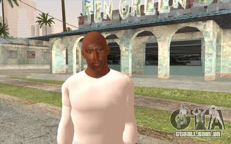 Hsbcarena Gibson do velozes e furiosos 2 para GTA San Andreas terceira tela