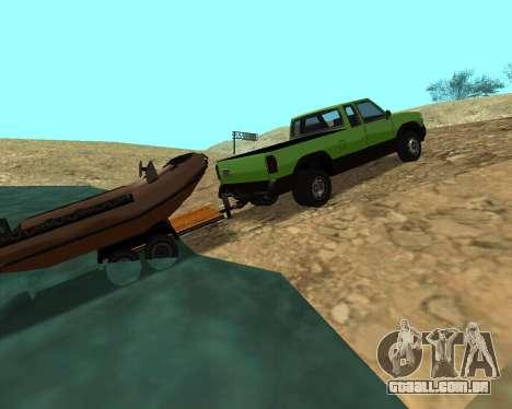 Nova Pickup para o motor de GTA San Andreas