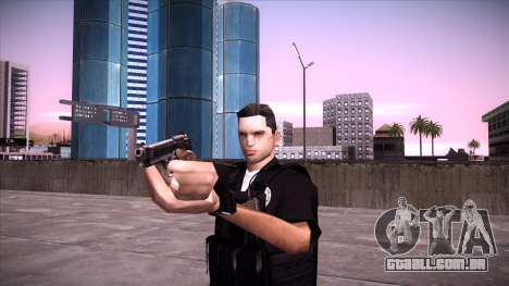 Special Weapons and Tactics Officer Version 4.0 para GTA San Andreas sétima tela