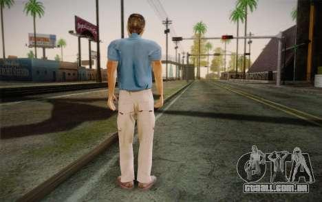 Um homem idoso para GTA San Andreas segunda tela