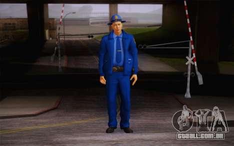 New Sheriff para GTA San Andreas