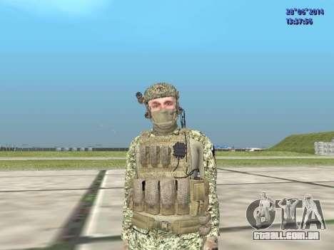 Alfa Antiterror para GTA San Andreas sexta tela