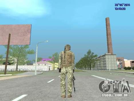 Alfa Antiterror para GTA San Andreas décima primeira imagem de tela