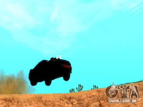 ENBSeries Realistic Beta v2.0 para GTA San Andreas sétima tela