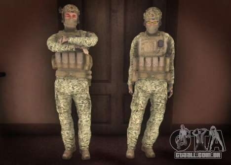 Alfa Antiterror para GTA San Andreas