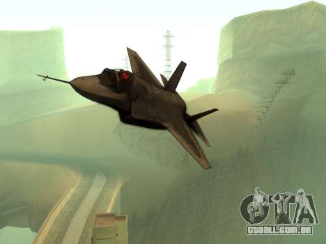 ENBSeries Realistic Beta v2.0 para GTA San Andreas quinto tela