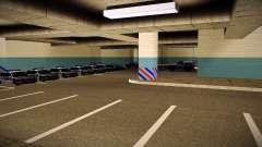 Nova garagem LSPD