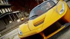 Ferrari LaFerrari v1.2 para GTA 4
