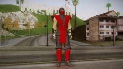 Clássico Ermac из MK9 DLC