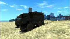 KamAZ 43114 Lado para GTA 4