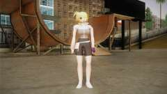 Lucy Heartfilia para GTA San Andreas