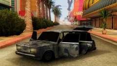 VAZ 2104 Em camuflagem para GTA San Andreas