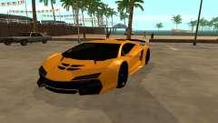 GTA 5 Zentorno