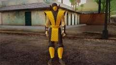 Classic Scorpion из MK9 DLC