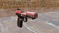 Arma FN Cinco-sete interior Vermelho