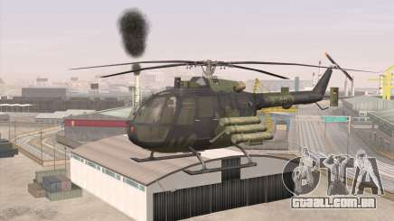 Bo-105 para GTA San Andreas