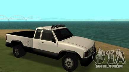 Nova Pickup para GTA San Andreas