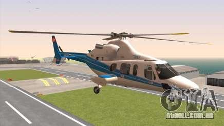 Bell 430 para GTA San Andreas