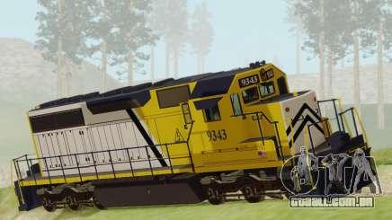 GTA V Trem 2 para GTA San Andreas