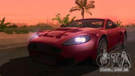 Aston Martin DBR9 para GTA San Andreas