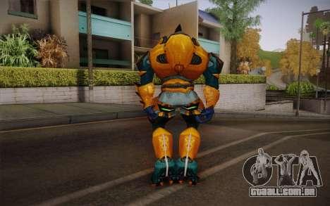 Gold Elite v2 para GTA San Andreas segunda tela