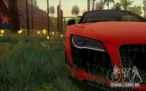 SA Ultimate Graphic Overhaul para GTA San Andreas segunda tela