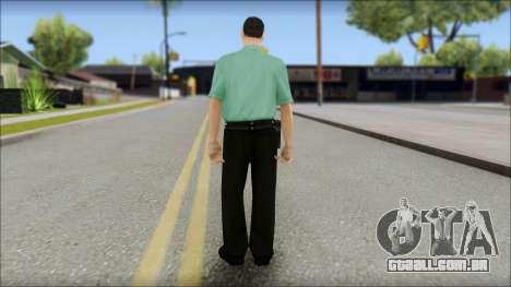 Billy Mays para GTA San Andreas segunda tela