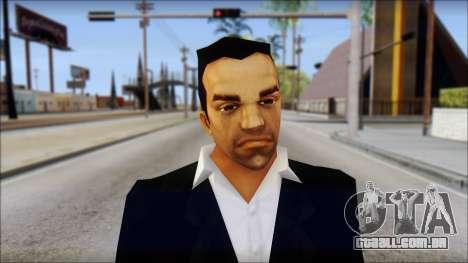 Toni Cipriani v3 para GTA San Andreas terceira tela