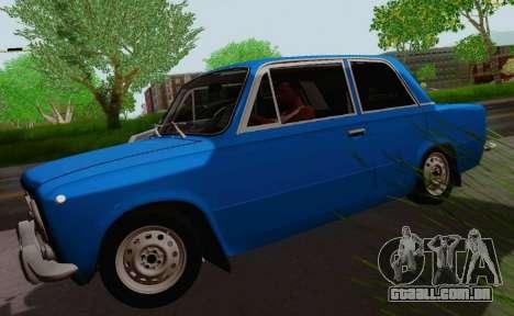 VAZ 2101 Coupé para GTA San Andreas esquerda vista
