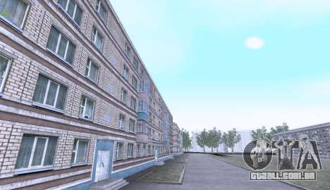 Russian Map 0.5 para GTA San Andreas quinto tela
