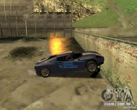 Autorepair para GTA San Andreas