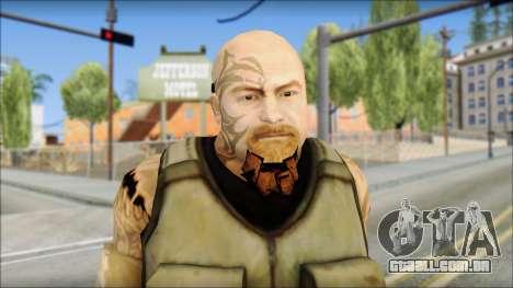 Harley from Re ORC para GTA San Andreas terceira tela