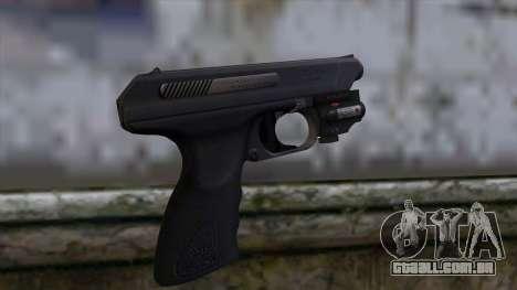VP-70 Pistol from Resident Evil 6 v2 para GTA San Andreas segunda tela