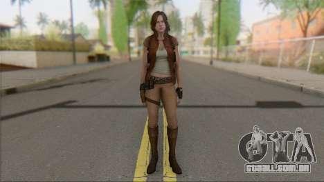 Helena Harper para GTA San Andreas