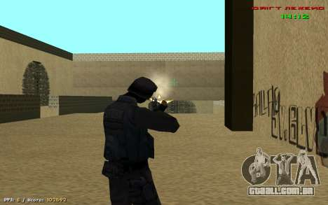 Cheat vista para GTA San Andreas segunda tela