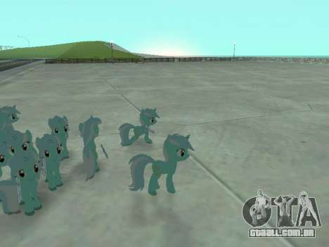 Lyra para GTA San Andreas sétima tela