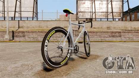 GTA V Whippet Race Bike para GTA 4 traseira esquerda vista