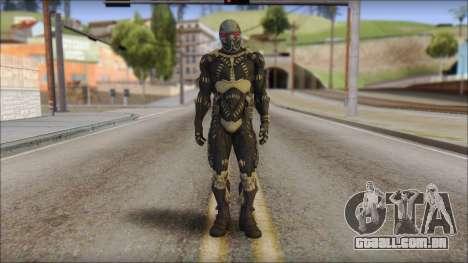 NanoSuit Skin para GTA San Andreas