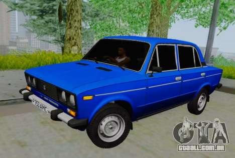 VAZ 21061 para GTA San Andreas