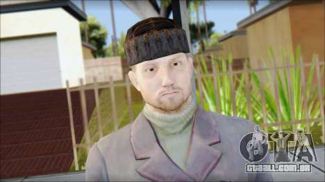Peasant para GTA San Andreas terceira tela