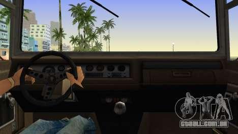 Bodhi from GTA 5 para GTA Vice City vista traseira esquerda