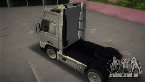 Volvo FH12 Custom para GTA Vice City deixou vista