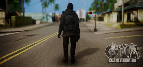 John Soap MacTavish para GTA San Andreas segunda tela