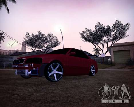 Toyota Chaser Tourer V korch para GTA San Andreas