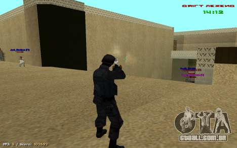 Cheat vista para GTA San Andreas