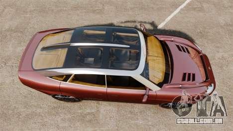 Spyker D8 para GTA 4 vista direita