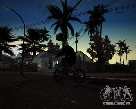 [ENB] Kings of the streers para GTA San Andreas segunda tela