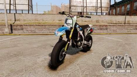 Yamaha YZF-450 v1.9 para GTA 4